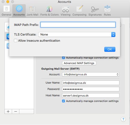 Apple Mail 2